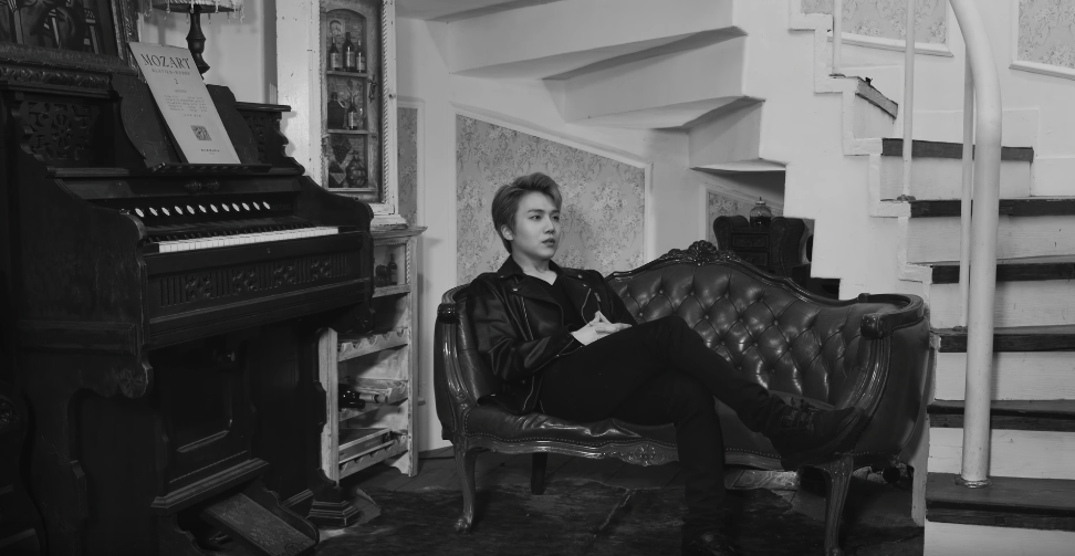 Jinho from Pentagon drops new cover!
