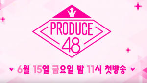 Produce 48 contestants appears on M!countdown!