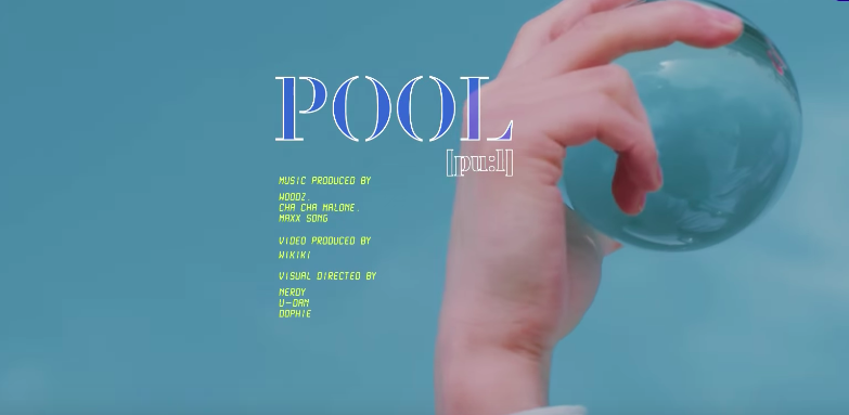 WOODZ dropped the MV for POOL!