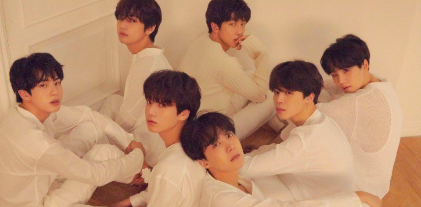 BTS gets real about their new album Love Yourself: TEAR