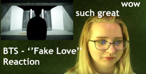 "BTS ""FAKE LOVE "" Reaction"