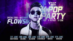 Flowsik is coming to Europe!