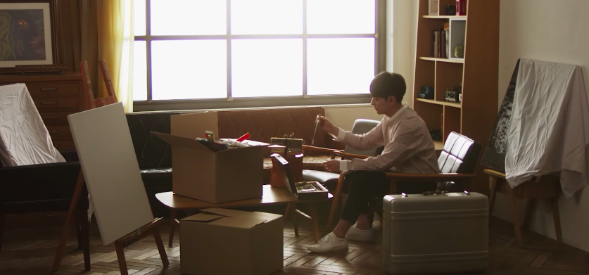 "Boyfriend drops music video for ""Sunshower"""