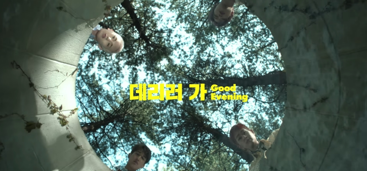 "SHINee wish us a ""Good Evening"" with their new music video"