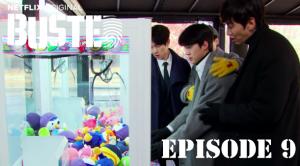 """BUSTED! Episode 9 """"Operation: criminal transport"""" Reveiw!"""